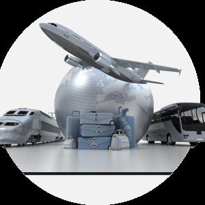 خدمات لوژستیکی و حمل و نقل